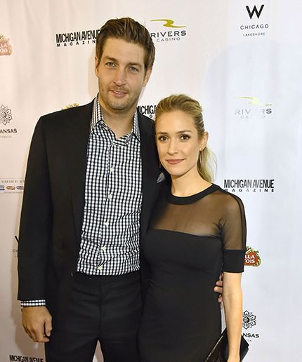 "Kristin Cavallari's road to ""happily ever after"" came with a few speed bumps.  The designer and author married Chicago Bears quarterback Jay Cutler in 2013, but, as she shares in her new book, it wasn't the first time the couple had planned to wed.  Balancing in Heels: My Journey to Health,"