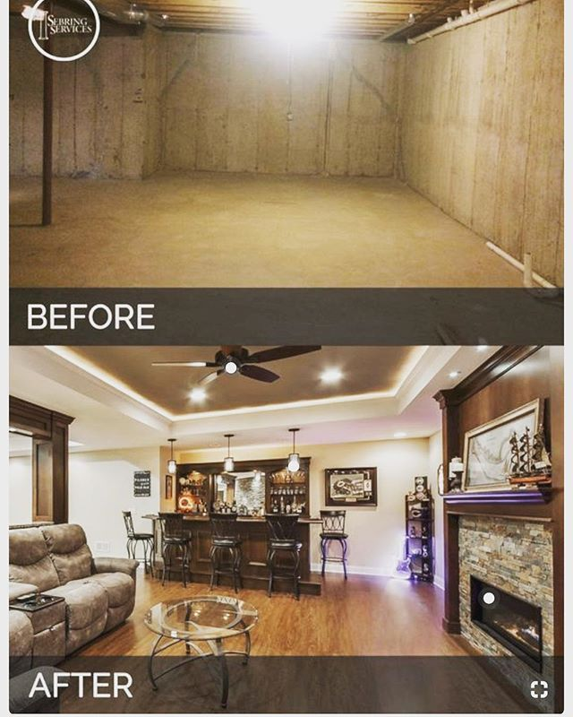 This Basement Turned Out Beautiful So Can Yours Help Add Value To