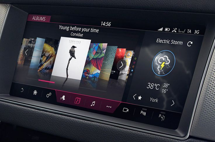 Intelligent And Innovative Technologies Inside The Jaguar Xf Make