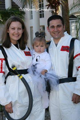 Family Halloween costume -