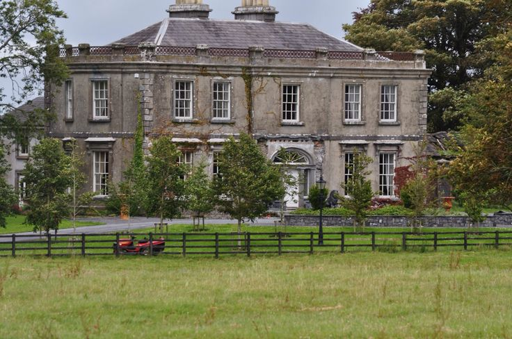 Milltown house co galway