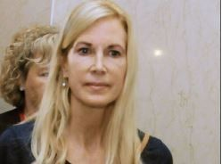 Beth Holloway, now a school teacher in Cullman, filed the lawsuit Friday, Feb. 2, 2018, in federal court in Birmingham. She is asking for $35 million in compensatory and punitive damages.