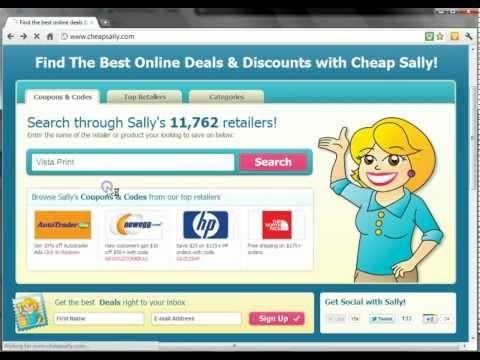 How to get a Vista Print discount