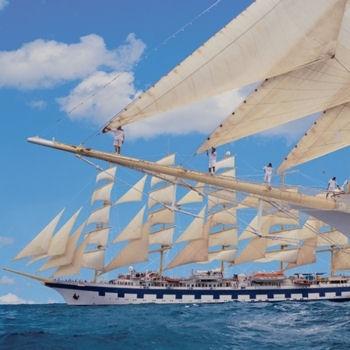 une traversée mémorable de l'atlantique sur le royal clipper