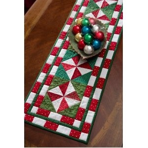in this rich collection of christmas patterns youll find festive quilts to deck the hallsand mantels tables continue reading