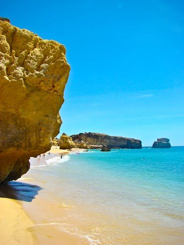 Sao Rafael beach, #Algarve, #Portugal
