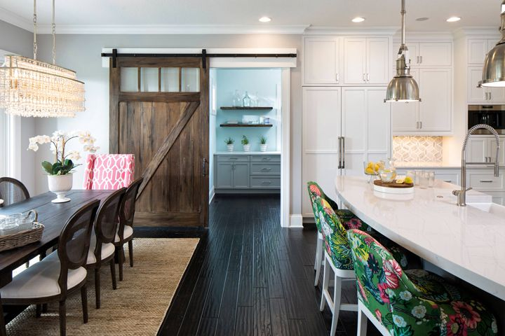 House of Turquoise: Gordon James Construction | Grace Hill Design