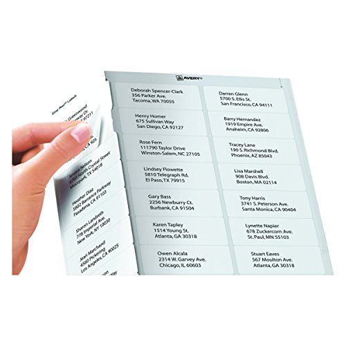 Awesome Top 10 Best Address Labels Printable - Top Reviews