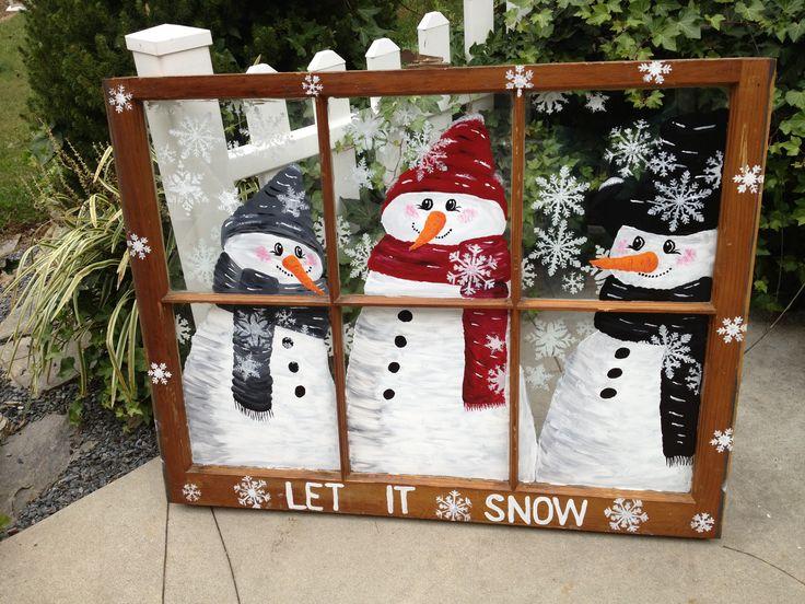 Love my snowmen                                                                               More