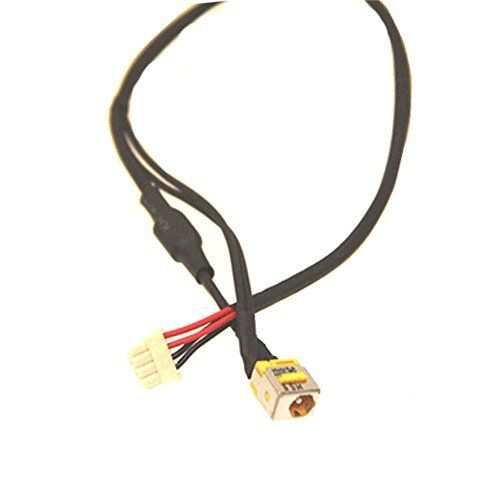 New Ac Dc-in Power Jack w/Cable Harness Connector Socket for ACER ASPIRE 5920-6285 5920-6530 AS5920-6470 6530-6522 6930 6930Z 6930G 6530G