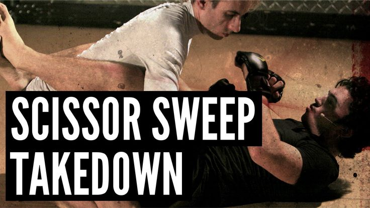 The Scissor Sweep Takedown - MMA Surge, Episode 20