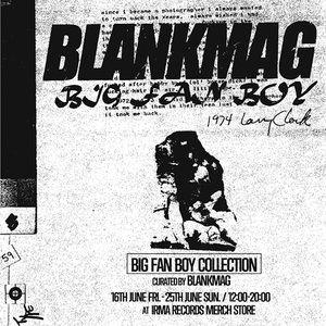 ラリークラークの未発表作品を展示販売コレクターBLANKMAGのイベント開催