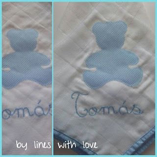 Lines With Love: Fralda Tomás