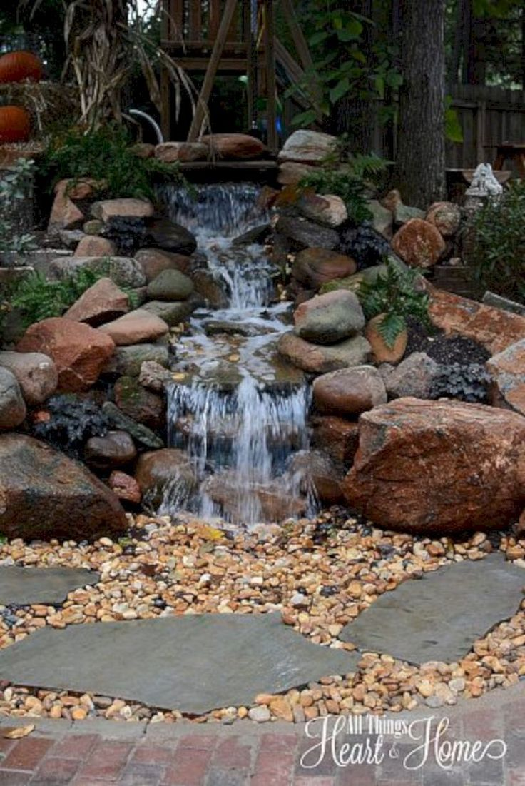awesome 43 Beautiful Water Fountains Ideas for