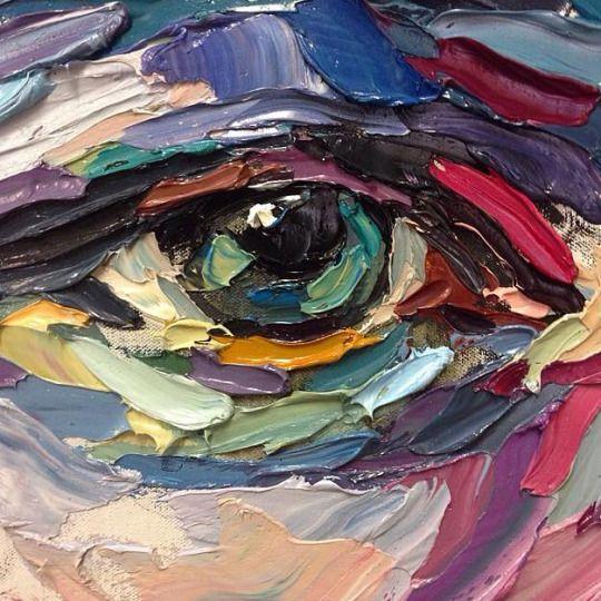 Van Gogh - Detail
