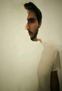 THIS IS AWESOME.: Photos, Turn, Optical Illusions, Faces, Stuff, Art, Funny, Pictures, Photography