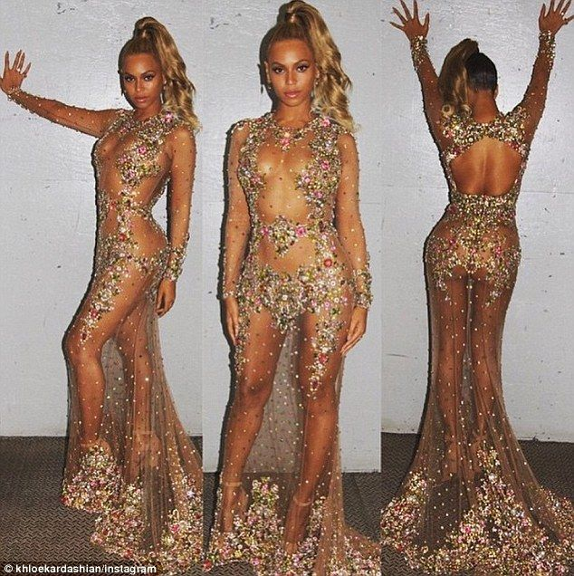 All hail Queen Bey: On May 4th, the 30-year-old reality star shared a collage of snaps sho...