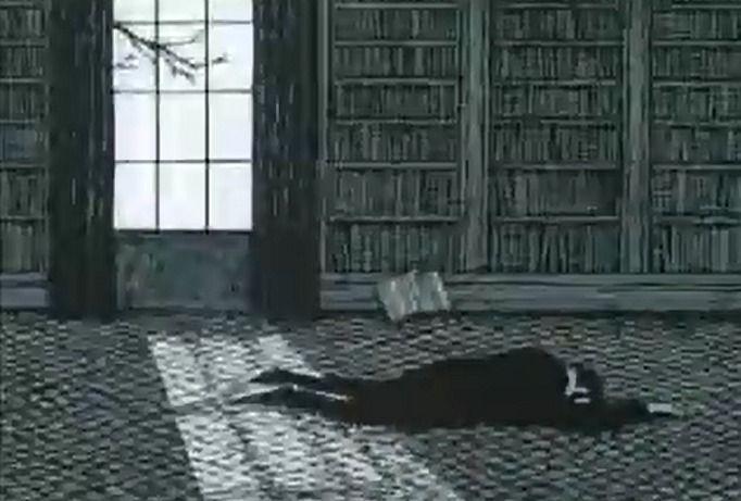 Edward Gorey PBS Mystery Intro