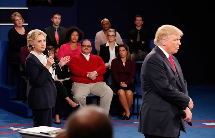 What Was Not Said In Sunday Night's Nasty Presidential Debate - BuzzFeed News