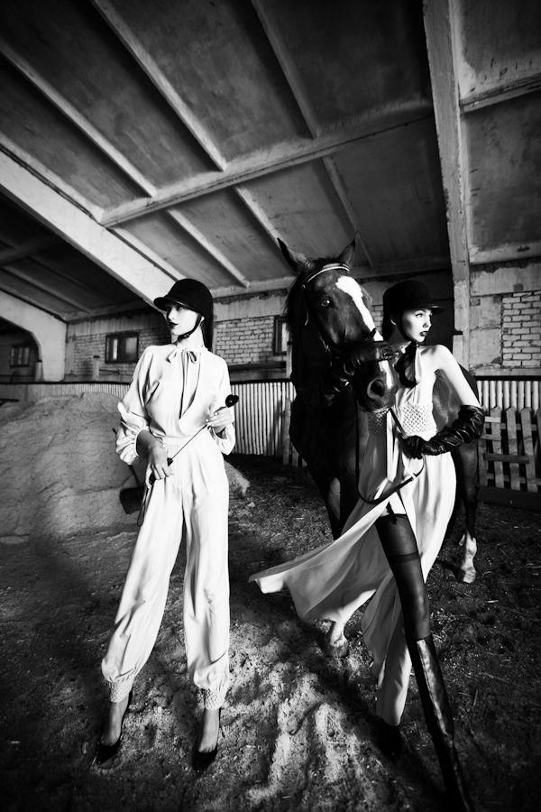 www.pegasebuzz.com   Sonia Plakidyuk for Julia Aysina, Pony Play campaign 2015.