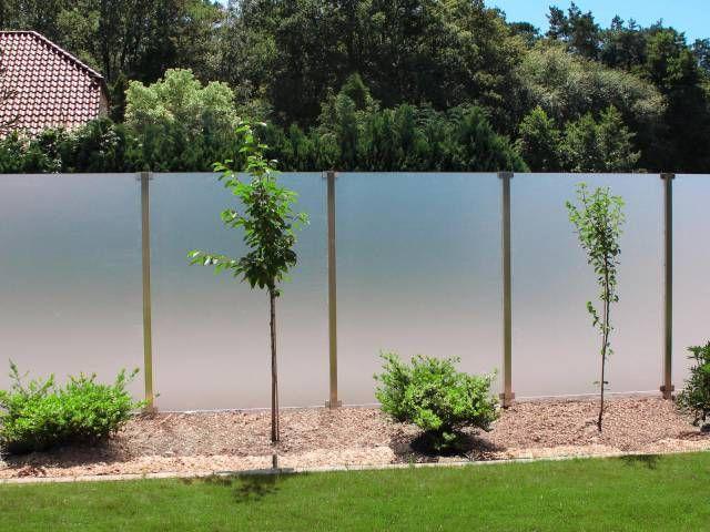 Sichtschutz Aundo Als Gartenzaun Sichtschutz Garten Garten Gartensichtschutz