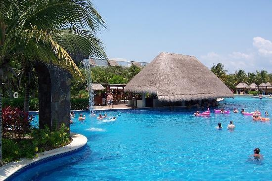 valentin imperial riviera maya resort map