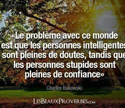Charles Bukowski (Confiance)