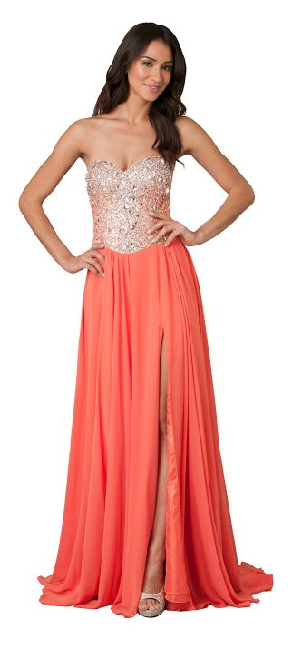 One of the prettiest prom dresses ever! JZ-5217