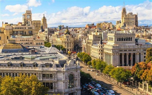 Madrid attractions: what to see and do in spring - Telegraph