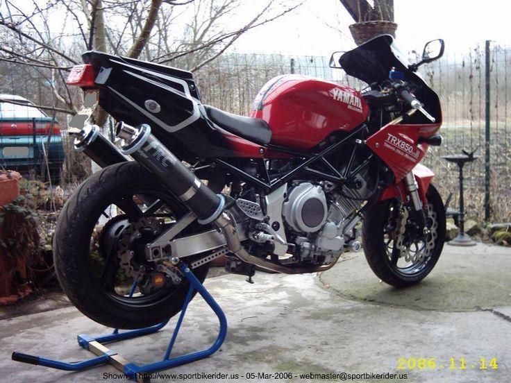 1998 Yamaha TRX850