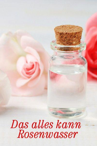 Ob als Hautpflege, Haarkur oder im Cocktail. Es gibt so gut wie nichts, was Rosenwasser nicht kann. Das bei der Herstellung von Rosenöl gewonnene Wässerchen ist jetzt das neue Wundermittel. Wir zeigen Ihnen neun Dinge, die der Beauty-Booster drauf hat
