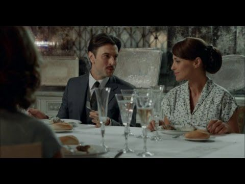 Velvet - Cristina pregunta a Mateo y a Ana sobre su relación - YouTube
