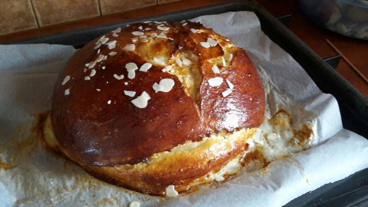 sweet mandln loaf