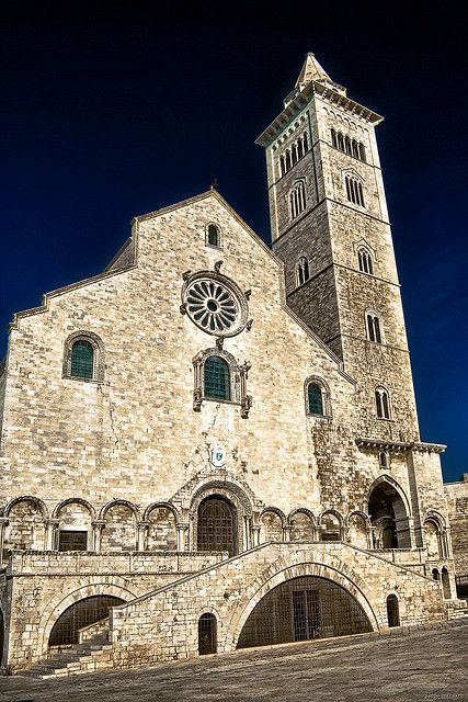 Cattedrale Di Trani, Puglia