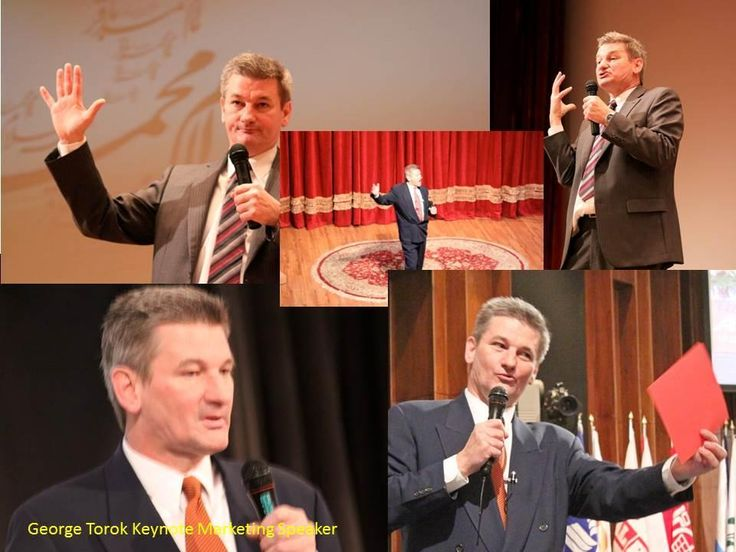 George Torok   Power Marketing   Gain an unfair marketing advantage - Keynote Marketing Speaker   LinkedIn