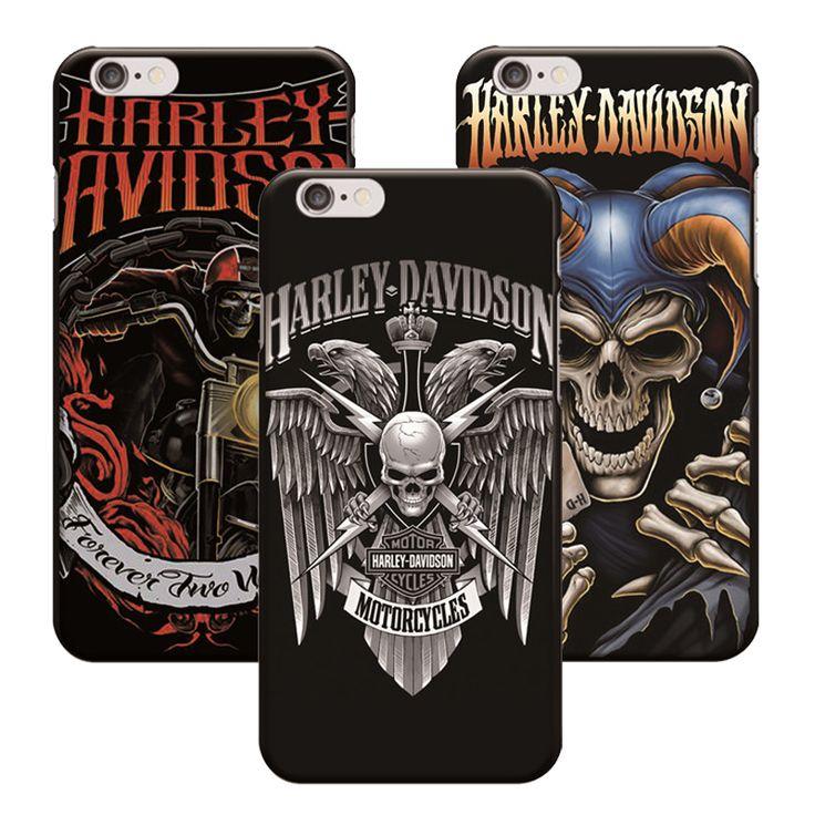 harley-davidson cases for iphone 5 5s 6 6 s plus - envíos gratis en todo el mundo