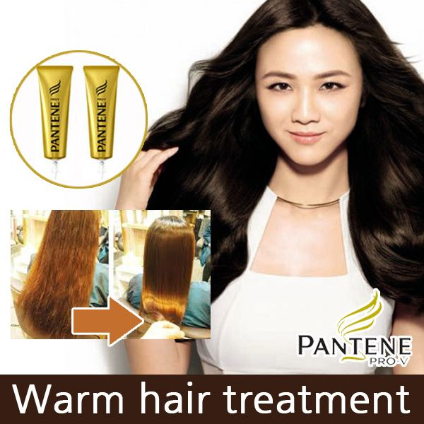 [$37.90](▼33%)[PANTENE] Warm hair treatment / Limited edition / Pole Damage Hair Care / PRO-V Formula / Hair Mask / Dyeing damage care / Helps to restore hair / 15g ampoule 10 (5ea * 2set)