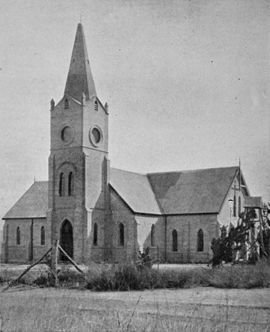 Dutch Reformed church,  Paulpietersburg - Wikipedia