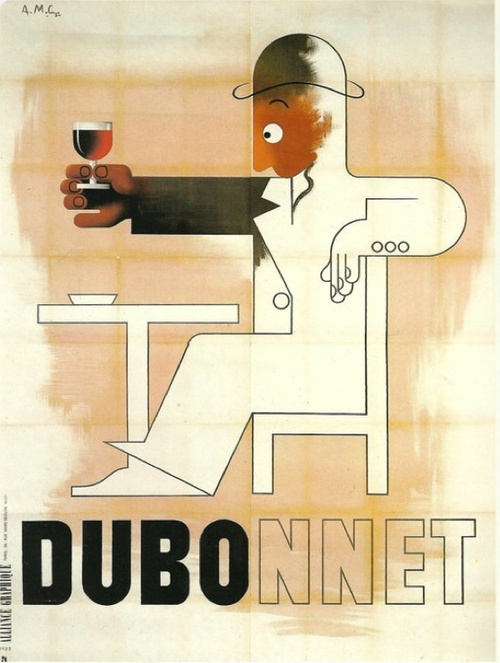 Apertif Dubbonet #advertisement. Paris 1932