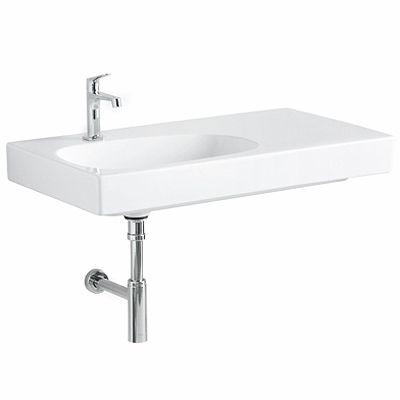 lavabo asimmetrico 90 dx citterio