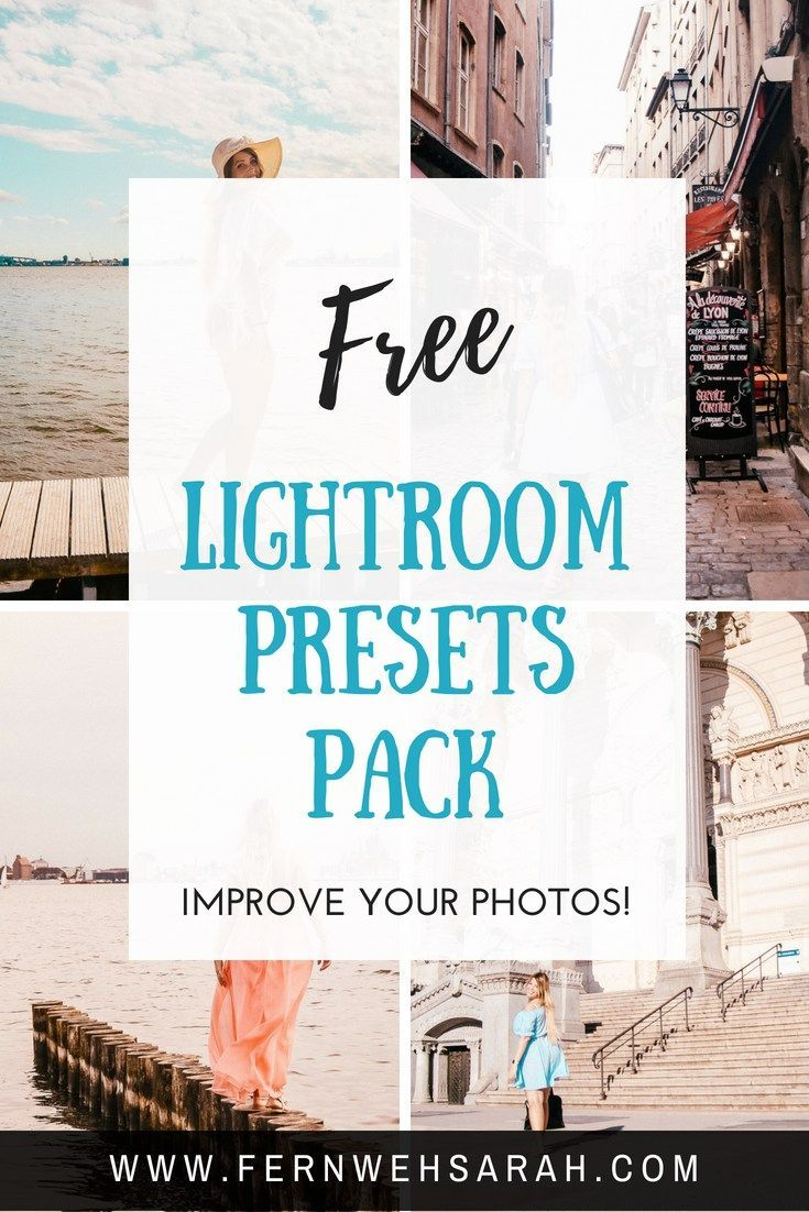 Free Lightroom Presets for Instagram - get my presets | Instagram