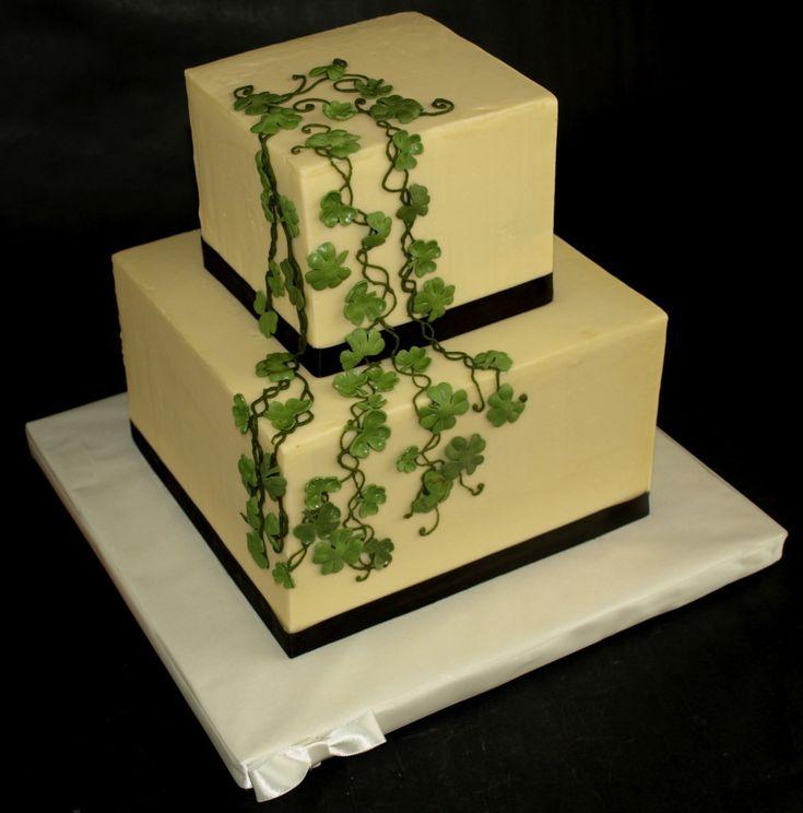 How To Wrap Wedding Cake