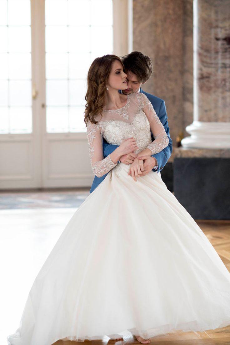 90 best ♥ Prinzessin Brautkleid ♥ images on Pinterest
