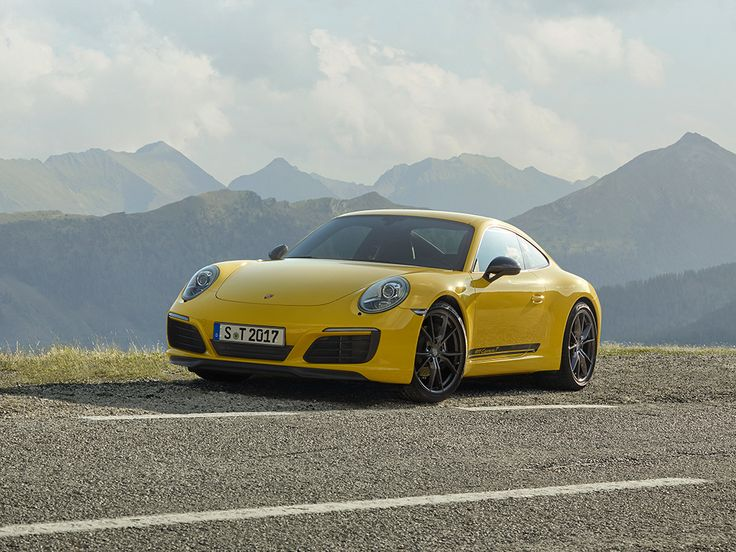 Porsche 911 T Carrera, el mito se actualiza