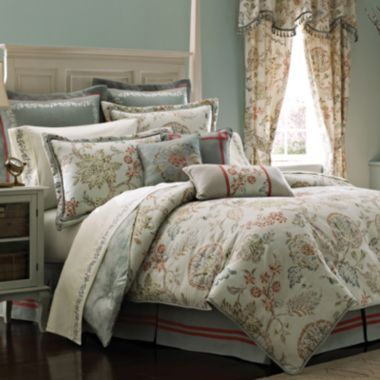 Croscill Classics Riviera 4 Pc Comforter Set Found At