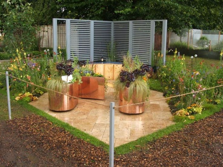 Simple Backyard Design For Wonderful House Home Design