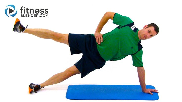 Bodyweight Workout for Mass - Core and Leg Workout for Men without Weights