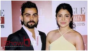 Showbiz Heaven: Anushka and Virat broke up but they must be togeth...