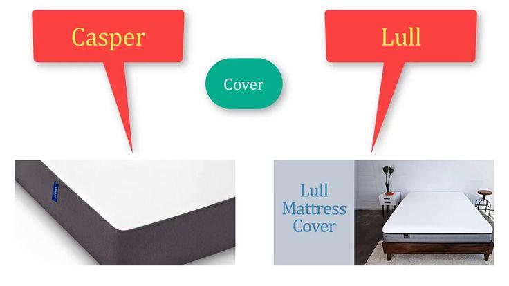 Advanced Casper vs Lull Mattress Comparison