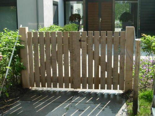 Poort, deur en toegangshek